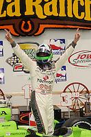 Dario Franchitti, Iowa Speedway, Indy Car Series