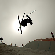 Freeski Halfpipe Winter Games