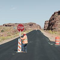 USA ,Arizona, Navajo Indian Reservation,Kayenta