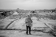 18 April 2016, Greece, Idomeni -
