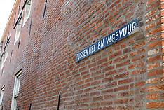 street names, straatnaamborden