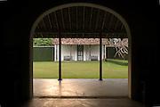 The Sunethra Bandaranaike House.<br /> Horagolla, Sri Lanka.<br /> 1984-1986<br /> Geoffrey Bawa