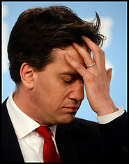 File Photo  - Miliband slumps to 19% support as majority of voters say he is not fit to lead Britain