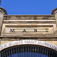 Old Slave Mart Museum in Charleston, South Carolina<br />