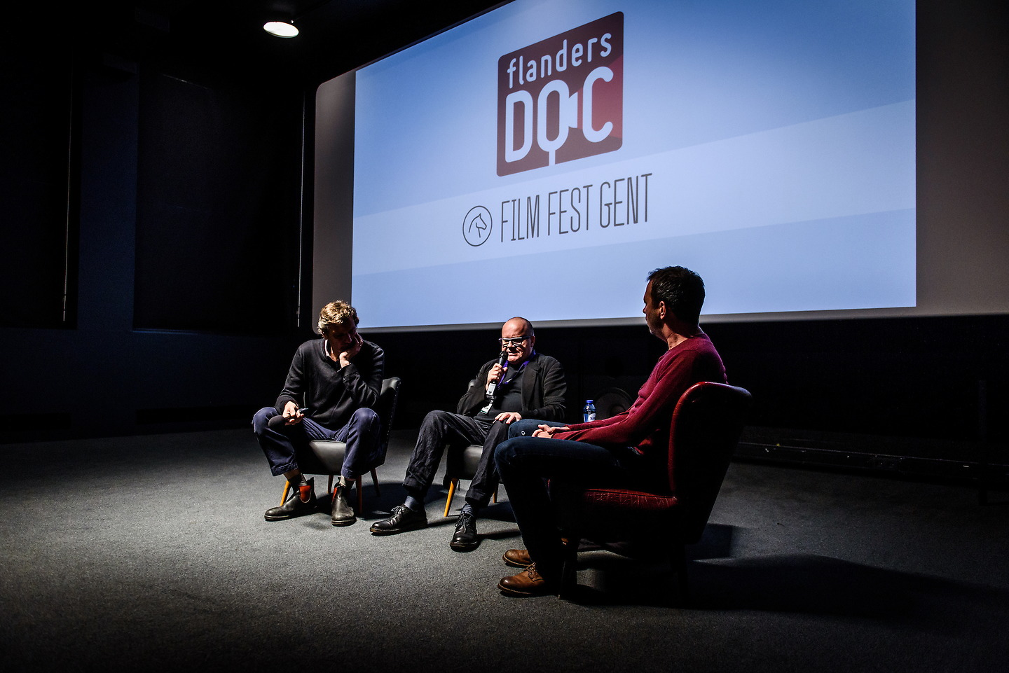 Film Fest Gent - Doc Talk (20-10-2015)