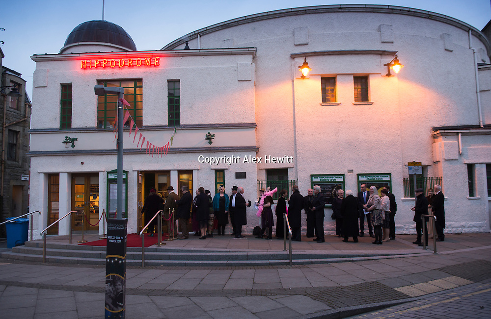Bo'Ness Hippodrome Festival of Silent Cinema 2017<br /> <br /> Friday Night Gala. The Patsy with original score by The Sprockets<br /> <br /> picture by Alex Hewitt<br /> alex.hewitt@gmail.com<br /> 07789 871 540