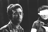 "John Lennon 1970 Plastic Ono on ""Top Of The Pops""..© Chris Walter.............."