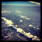 Mississippi River Delta, Louisiana