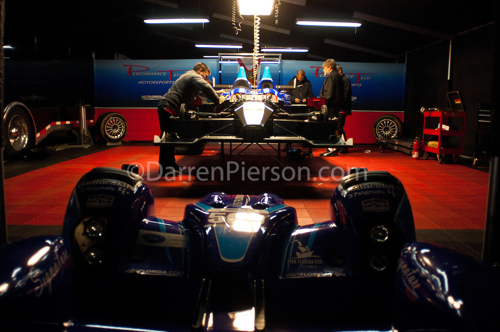 #500 Performance Tech Motorsports ORECA FLM09: Tristan Nunez, Charlie Shears, David Heinemeier Hansson