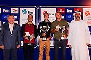 Gala Dinner 2016 Marathon Swimming FINA/HOSA 10 Km Abu Dhabi