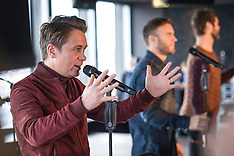 DEC 13 2014 Take That - Radio RTL 104.6 concert