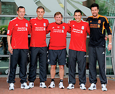 110803 Liverpool's new signings