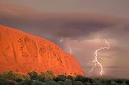 Ayers Rock, Uluru National Park,Northern Territory,Australia.