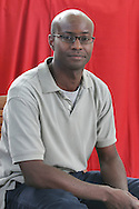 SEGUN AFOLABI, NIGERIAN AUTHOR, EDINBURGH INTERNATIONAL BOOK FESTIVAL. Saturday 12th August 2006. Over 600 authors from 35 countries are appearing at the Edinburgh International Book festival during 12th-28th August. The festival takes place in historic Edinburgh city, a UNESCO City of Literature.