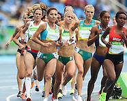 12 August- Dominique Scott-Efurd 10000m final