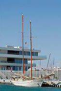 Valencias Harbor and Marina, host of the 32nd Americas Cup.