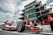 2014 IndyCar Indy 500 Practice