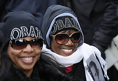 JAN 21 2013 President Barack Obama Inauguration Parade