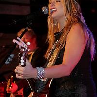 Miranda Lambert performing at The Mercury Lounge on January 30, 2007.