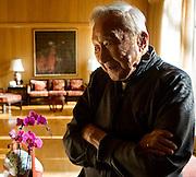 Dr. Allen Pang, a World War II veteran, Wednesday, Nov. 14, 2012, at his home in Rockford. SCOTT MORGAN/ROCKFORD REGISTER STAR