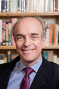 Mr Jonathan Baker QC, Governor, Magdalen College School 2010, Photographed in the school library.