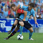 Football Australian  A-League Stock Images