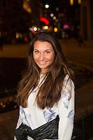 OSLO, 20149: Nora Foss Al Jabri er aktuell med deltakelse i Stjernekamp på NRK. FOTO: TOM HANSEN