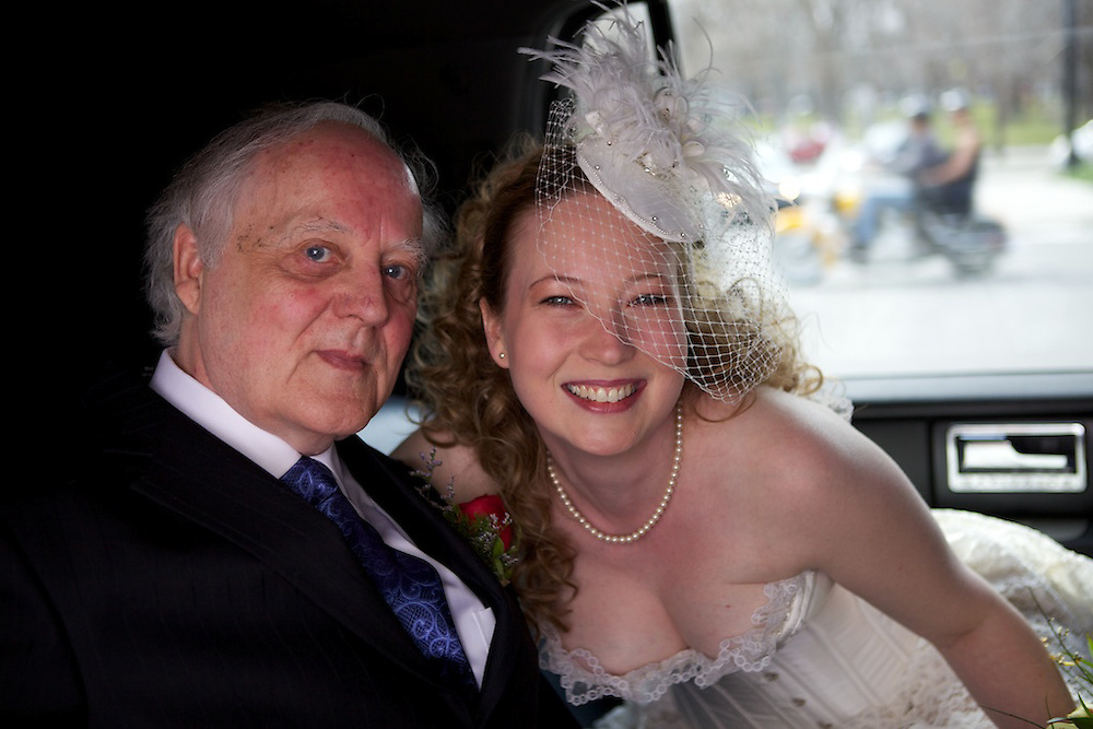 Patrick and Sophie are joined by friends and family on April 3rd, 2010 in Montreal as they get married and celebrate!