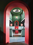 03.08.2006 Bialy Bor village Poland. Greco - Catholic church designed by professor Jerzy Nowosielski. Fot Piotr Gesicki
