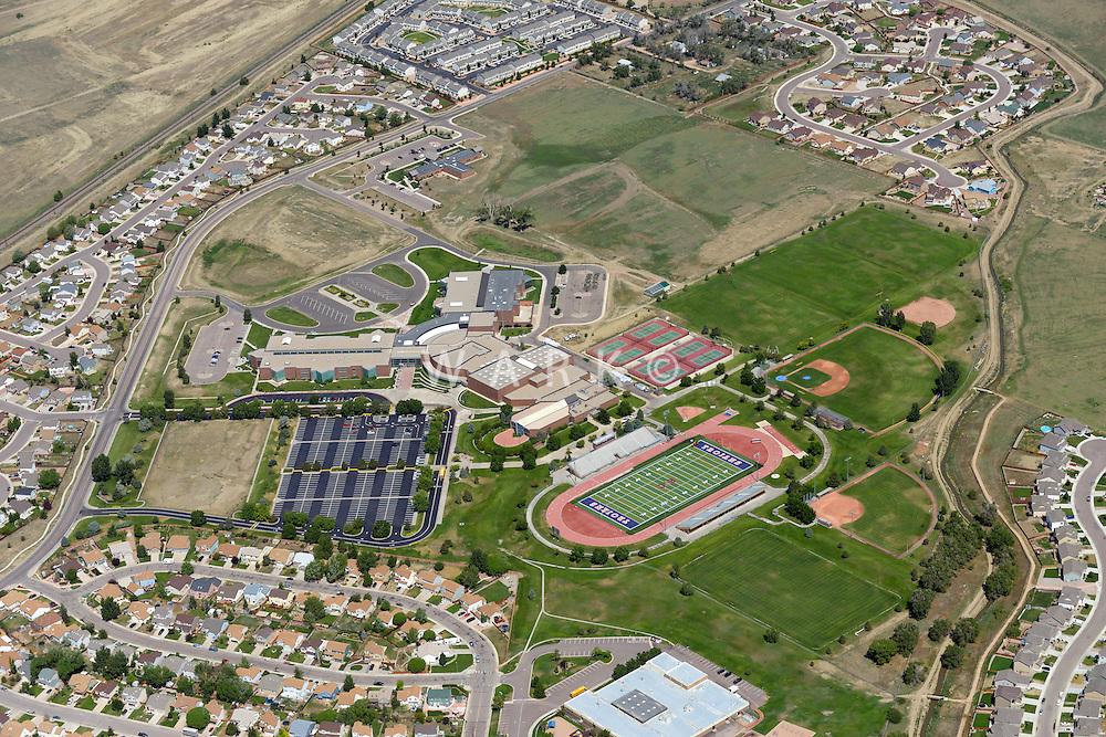 Fountain-Fort Carson High School, Colorado July 16, 2012