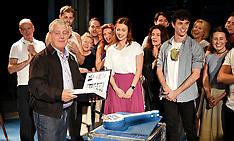 17 OCT 2016 Cameron Mackintosh 70th Birthday