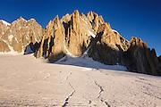 The Grand Capucin, Mont Blanc du Tacul, France