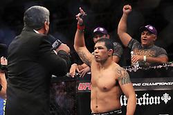 August 27, 2011; Rio De Janiero, Brazil; Brendan Schaub before his bout against Minotauro Nogueira at UFC 134 in Rio De Janiero.