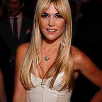 """Tinsley Mortimer attends the opening of """"Lady"""" by Douglas Friedman at the Ruffian Gallery on April 23, 2009 in New York City."""