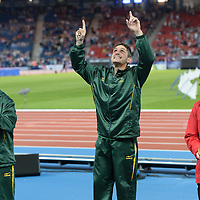 men's T37 100m