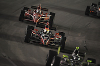 Justin Wilson, Meijer Indy 300, Kentucky Speedway, Sparta, KY 010809 09IRL12