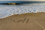 Chill, Cooper's Beach, Southampton Village, Long Island, NY