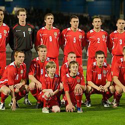 081010 Wales U21 v England U21
