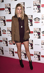 Tallia Storm Book Launch Party to celebrate the launch of her debut book  Pop Girl, a fictional tale based on her own experiences, at Tape London, Hanover Square, London on Tuesday 29 September 2015