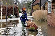 FEB 08 2014 Flooding in Ham Island