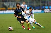 30.04.2017 - Milano - Serie A 2016/17 - 34a giornata  -  Inter-Napoli nella  foto: Yuto Nagatomo