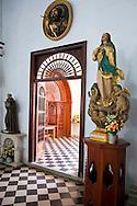 Catedral de San Isidoro in Holguin, Cuba.