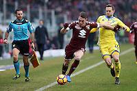 12.02.2017 - Torino - Serie A 2016/17 - 24a giornata  -  Torino-Pescara  nella  foto:  Andrea Belotti -  Torino