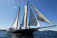 Sailing on the Stephen Taber
