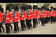 Queen Elizabeth II 60th Anniversary Tri-Forces Royal Parade & Muster Windsor