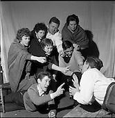1962 - Two plays at Damer Hall, Dublin for Gael-Linn
