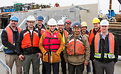 Point Hope Maritime Press Conference B.C. Ferries Pontoon March 17, 2017