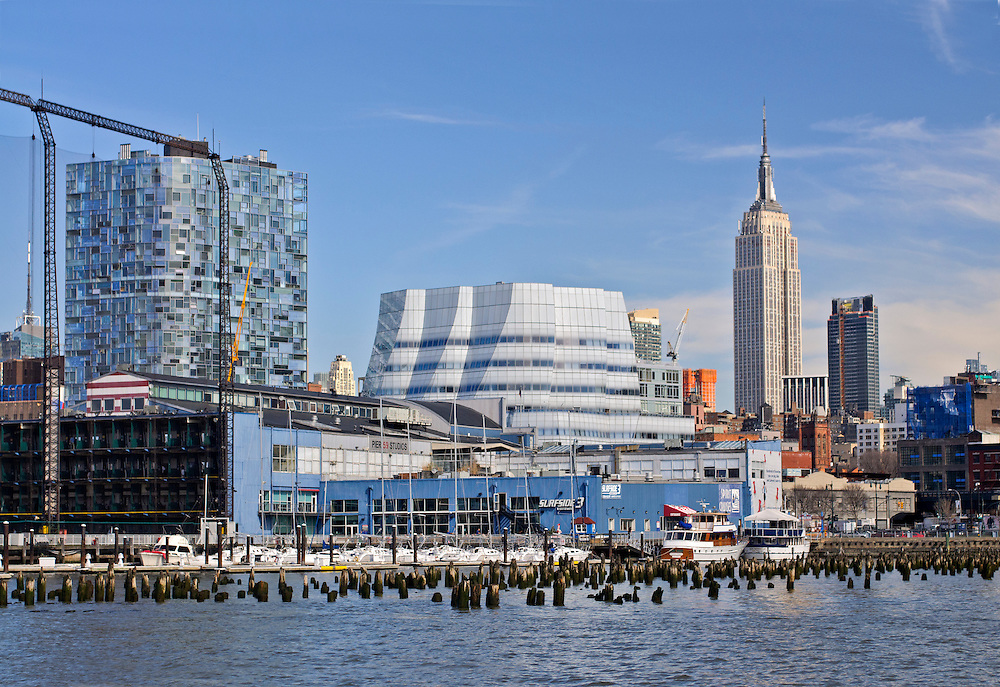 Chelsea Piers, Hudson River Park, Manhattan, New York City, New York, USA