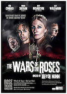 The Wars of the Roses at the Rose Theatre. Director Trevor Nunn
