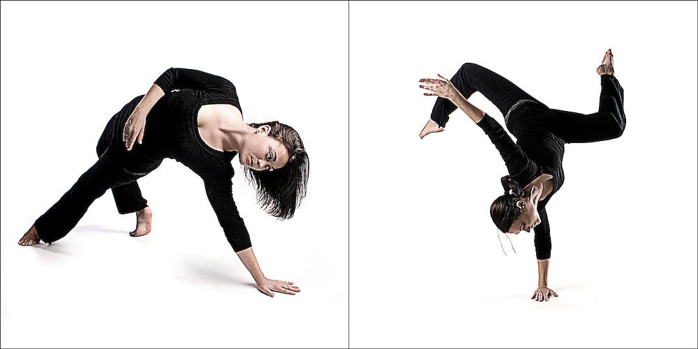 8/23/08 -- TAMPA -- Professional dancer Erica Lessner.